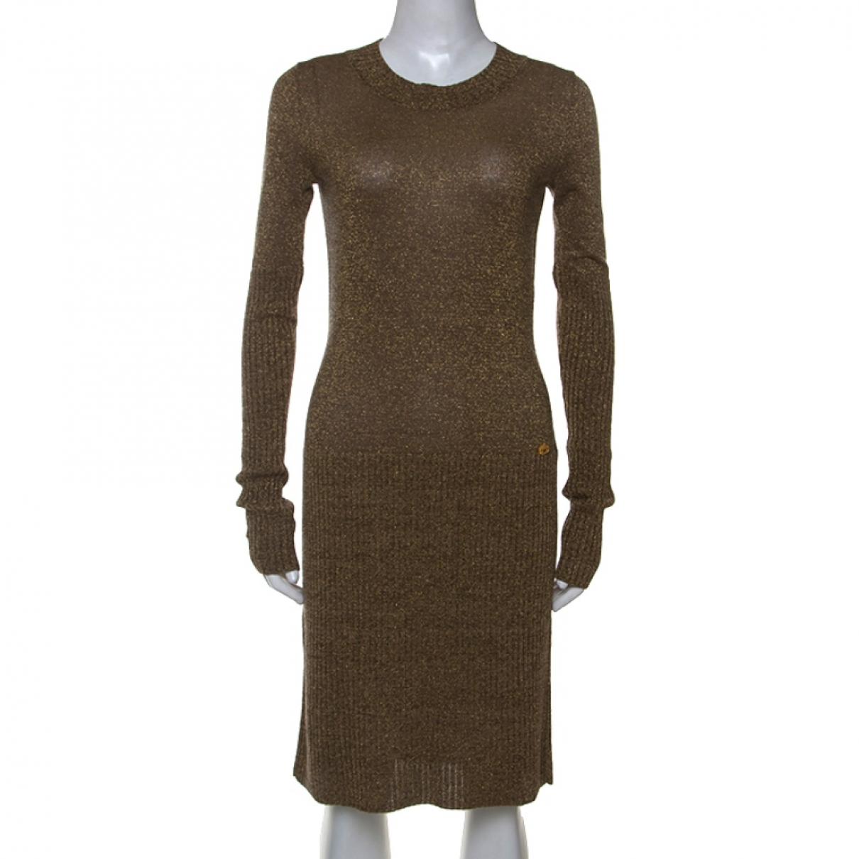 Chanel - Veste   pour femme - dore