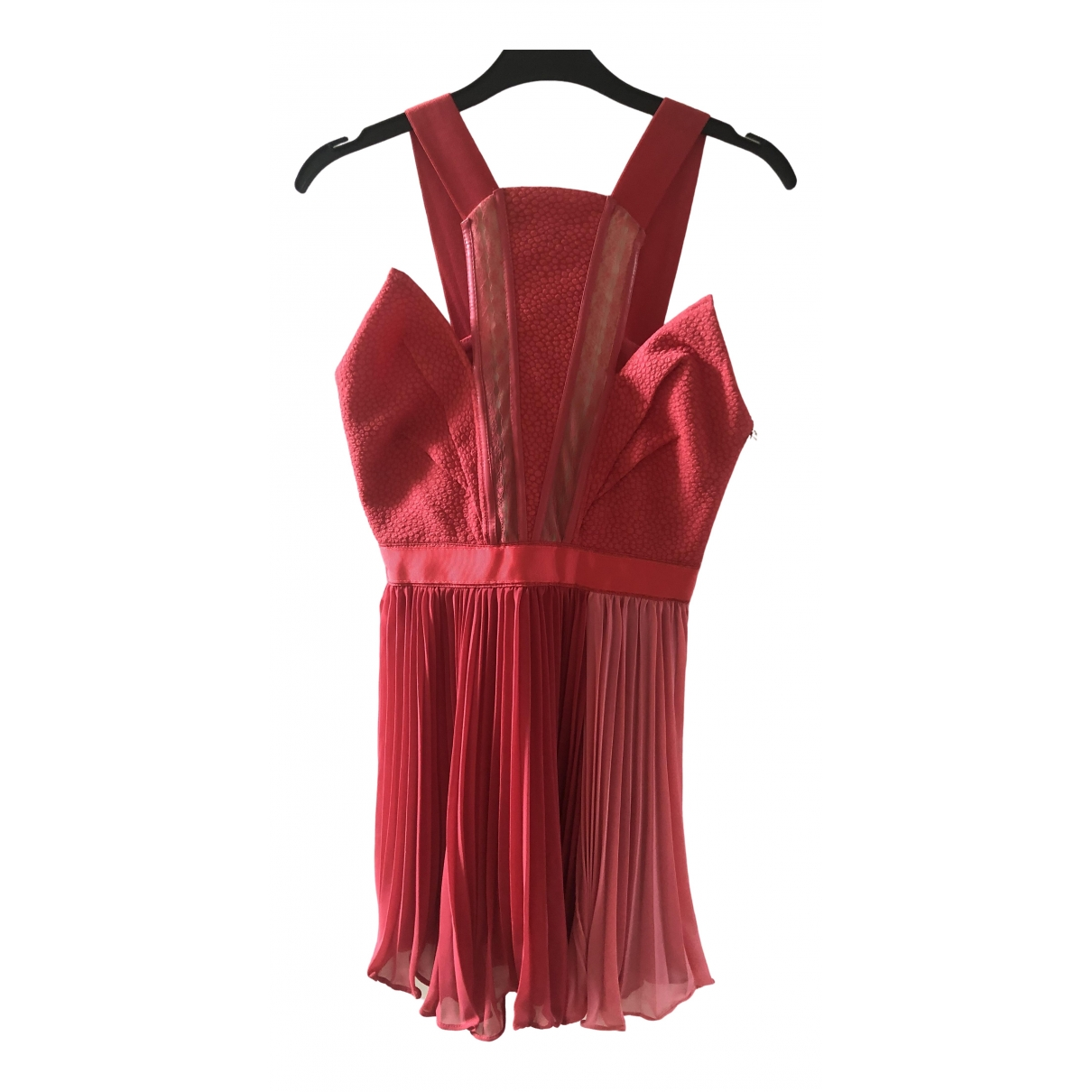 Three Floor Fashion \N Kleid in  Rot Polyester