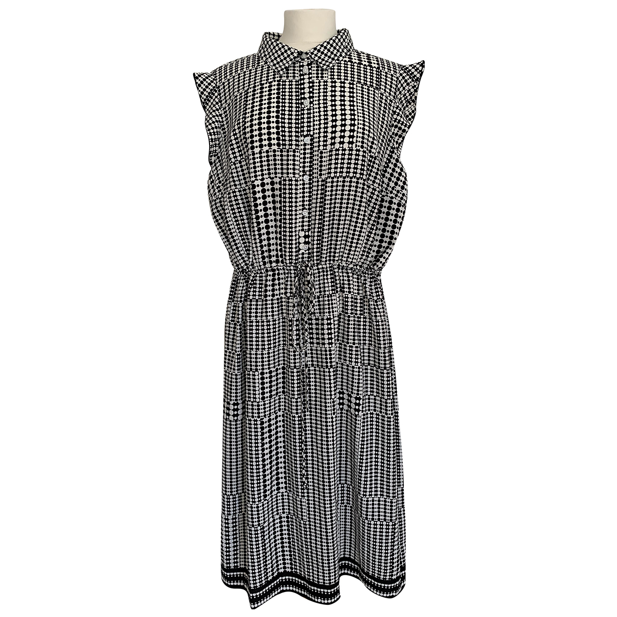 Karl Lagerfeld - Robe   pour femme - blanc