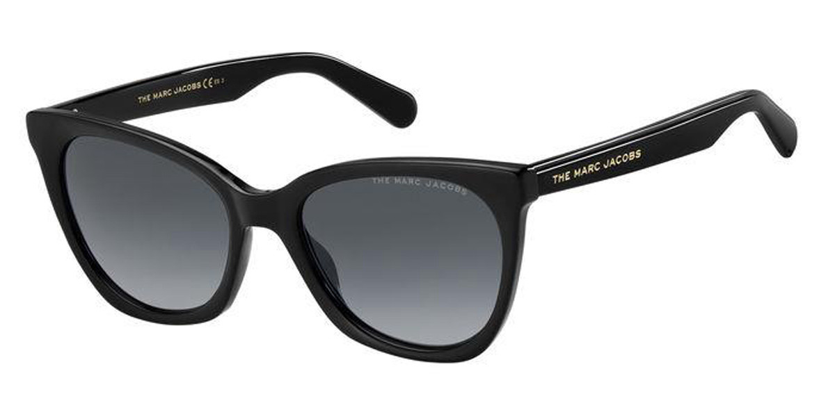 Marc Jacobs MARC 500/S 807/9O Men's Sunglasses Black Size 54