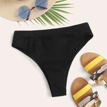 Bikini Hoschen mit hoher Taille