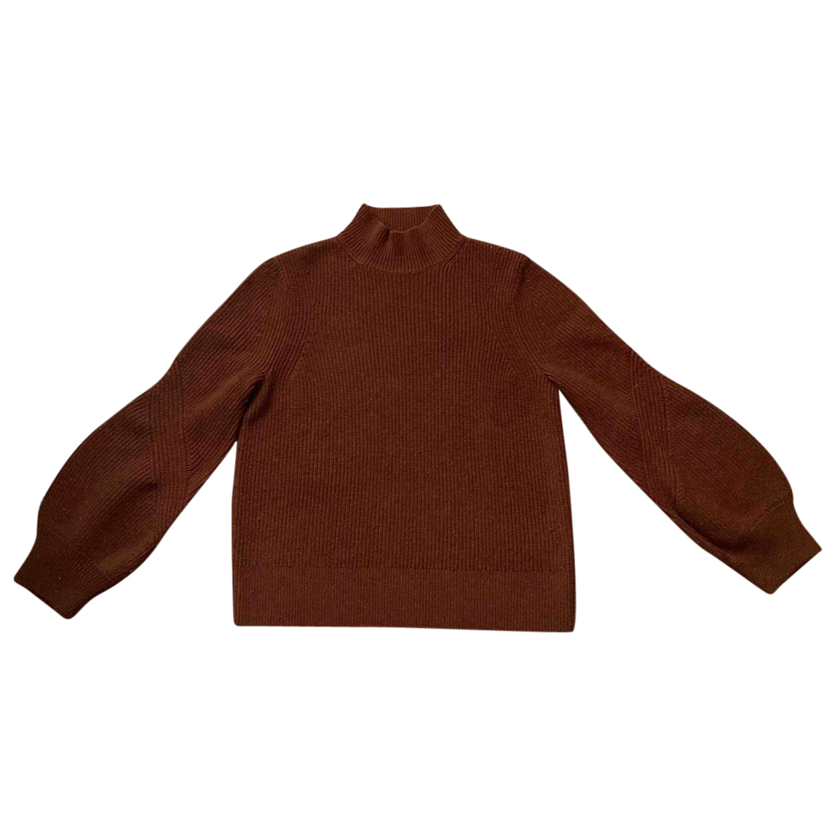 & Stories N Brown Wool Knitwear for Women M International