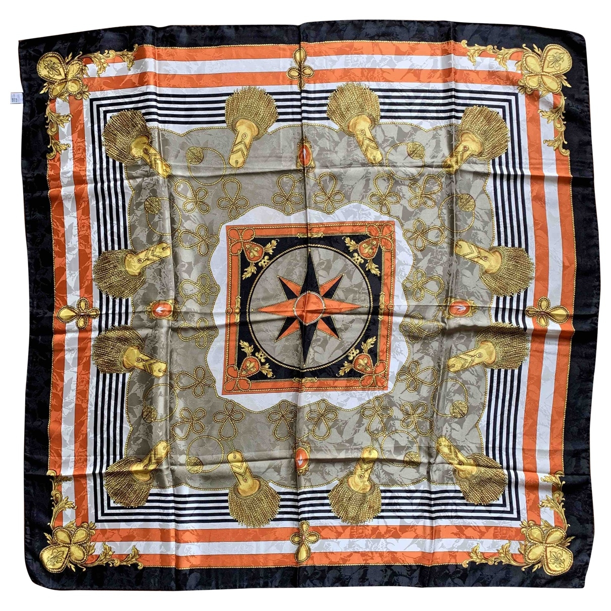 Loris Azzaro \N Multicolour Silk Silk handkerchief for Women \N