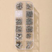 1 caja accesorios de joya DIY