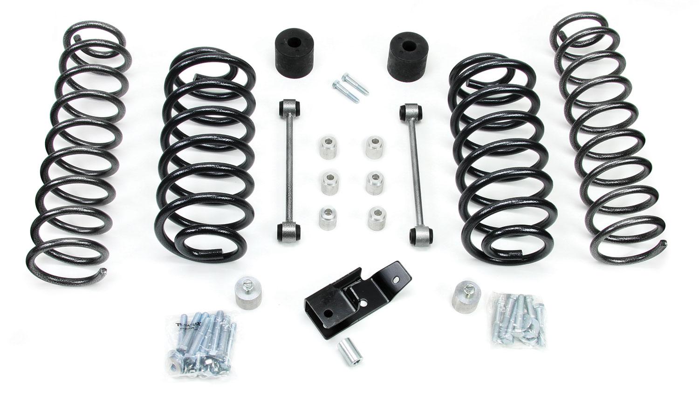 Jeep TJ/LJ 3 Inch Lift Kit No Shocks Or Sway Bar Disconnects 97-06 Wrangler TJ/LJ TeraFlex 1141300