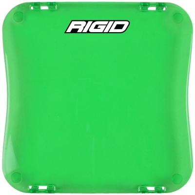 Rigid Industries D-XL Series Light Cover (Green) - 321973