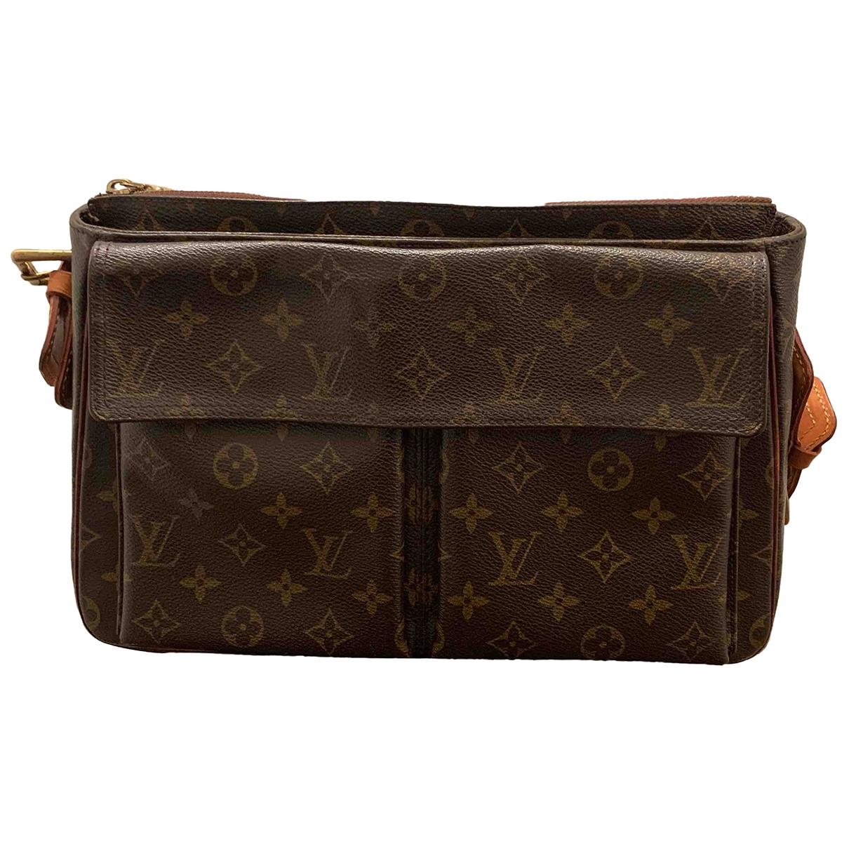Louis Vuitton Viva Cite Handtasche in Leinen