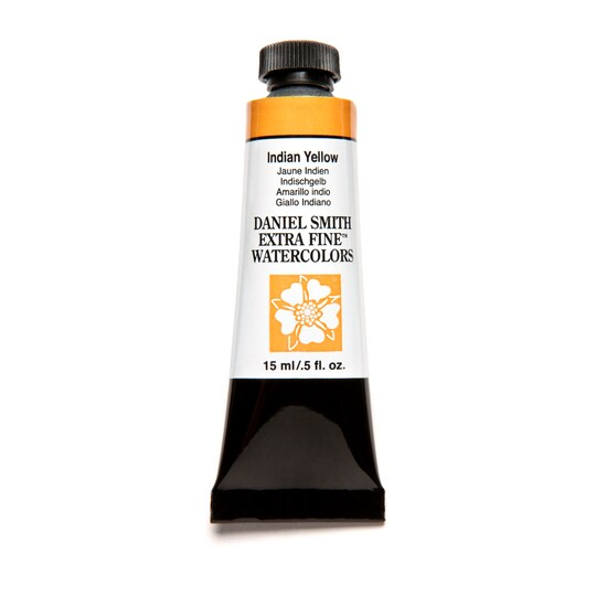 Daniel Smith Extra Fine™ Watercolor, 15 ml Paint in Indian Yellow   Michaels®