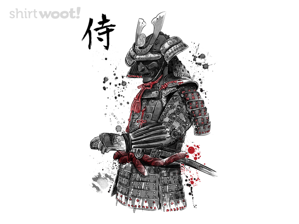 The Samurai T Shirt