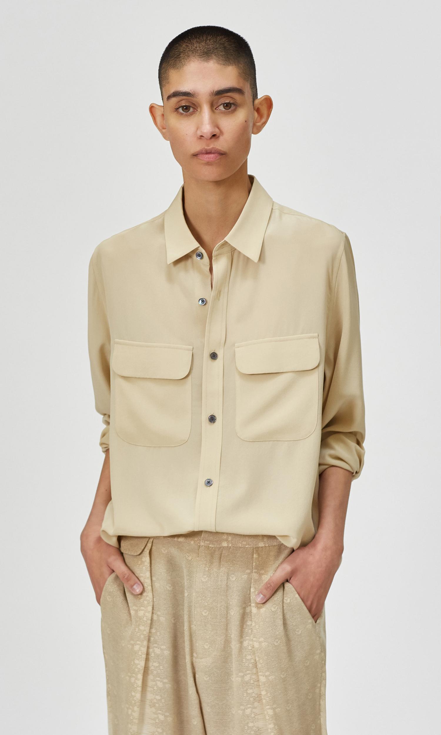 The Original Silk Shirt by Equipment