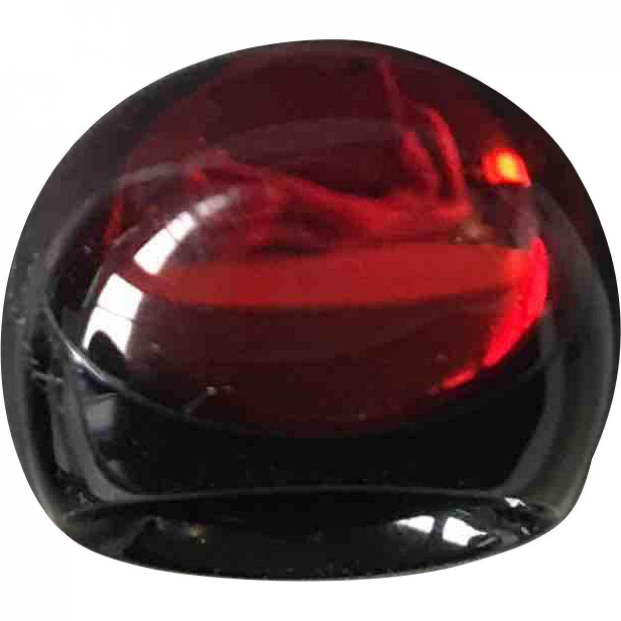 Baccarat - Bague   pour femme en cristal - noir