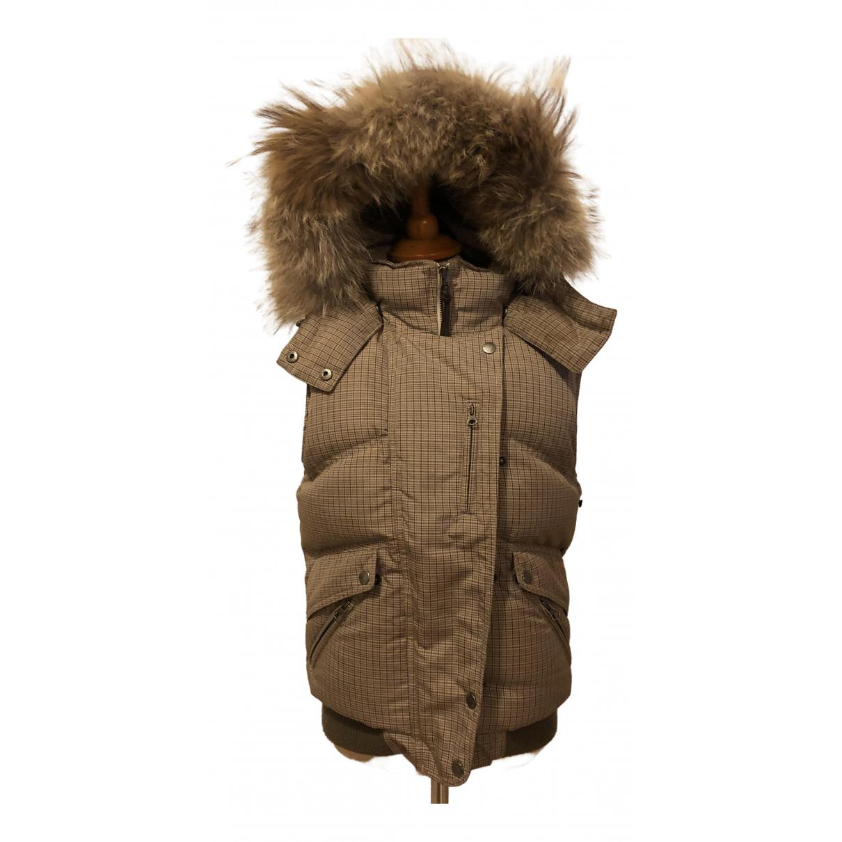 Woolrich \N Beige jacket for Women M International