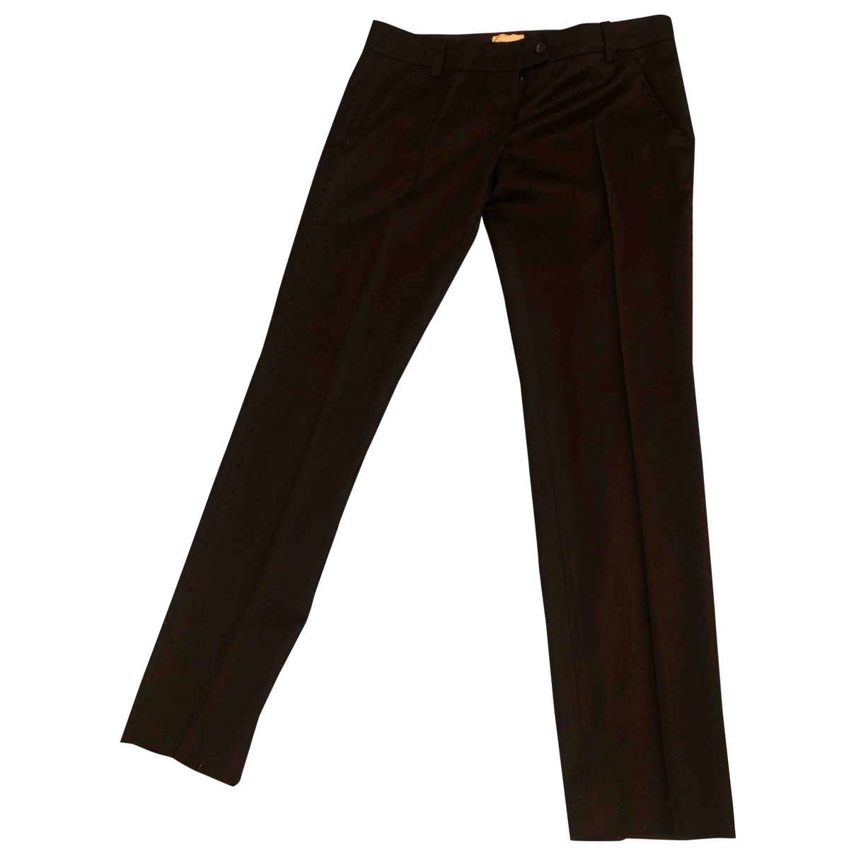 Pinko \N Black Trousers for Women 42 IT