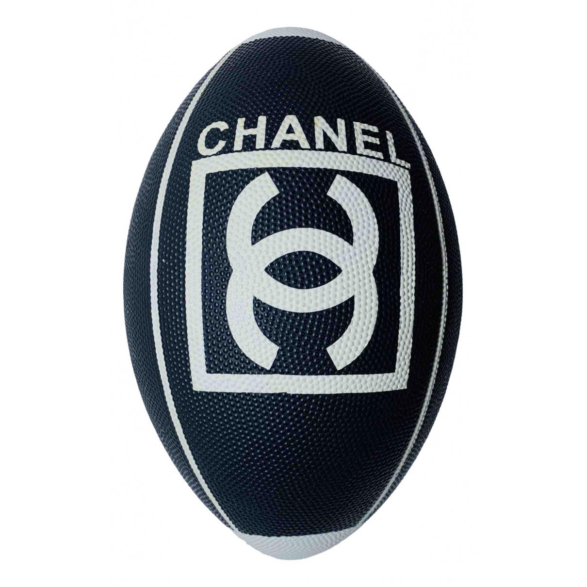 Chanel - Ballons   pour lifestyle en cuir - noir