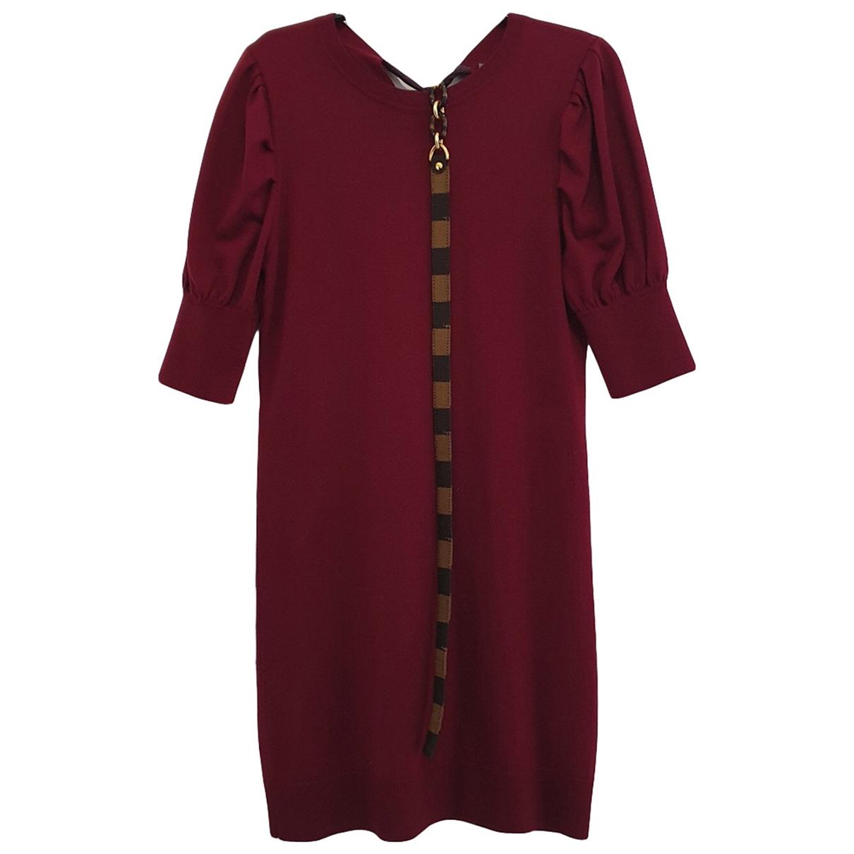 Mini vestido de Lana Fendi