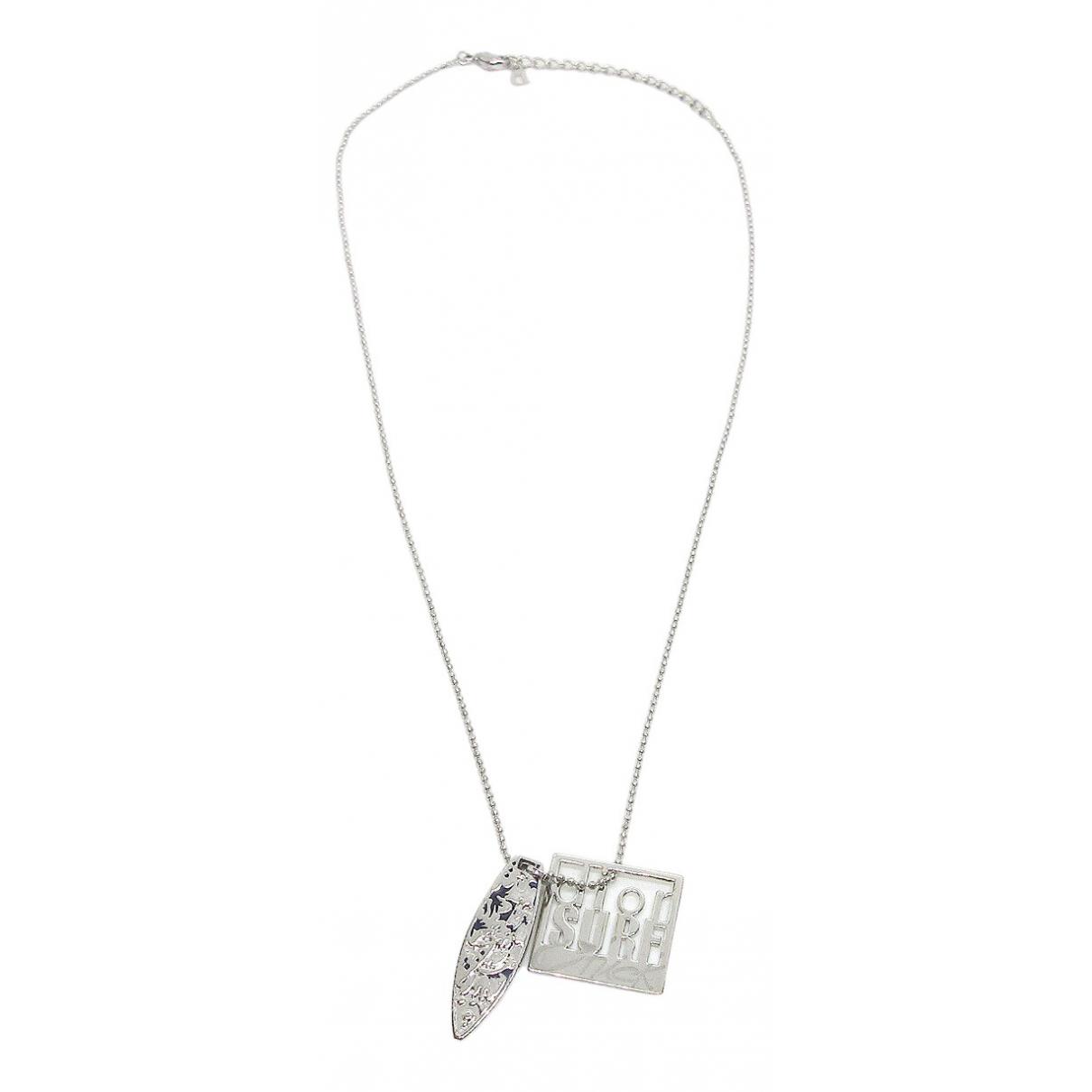 Dior - Collier   pour femme en metal