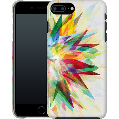 Apple iPhone 7 Plus Smartphone Huelle - Colorful 6 von Mareike Bohmer