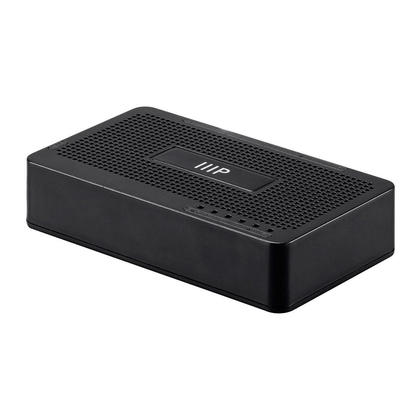 5-Port 10/100 Mbps Fast Ethernet Switch - Monoprice
