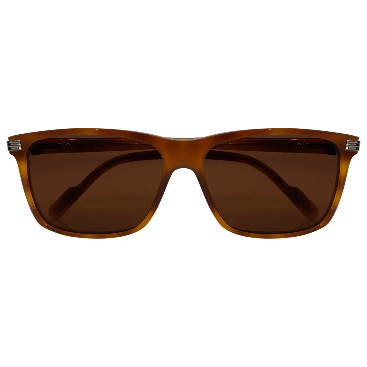 Cartier \N Brown Sunglasses for Men \N