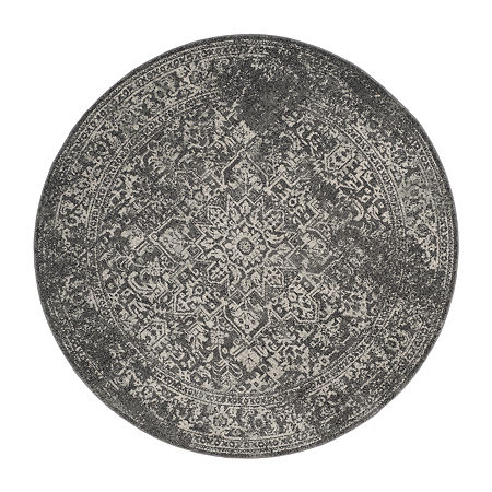 Safavieh Donnchad Abstract Round Rugs, One Size , Multiple Colors
