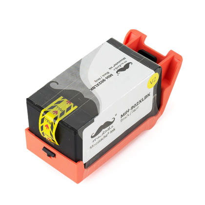 Compatible HP Officejet Pro 6974 Black Ink Cartridge High Yield - Moustache
