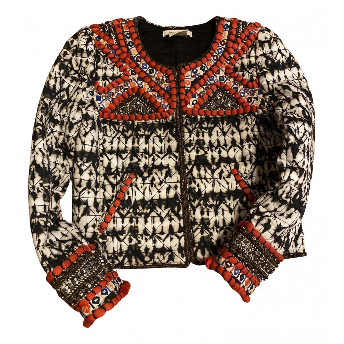 Isabel Marant Pour H&m - Veste   pour femme en coton - multicolore