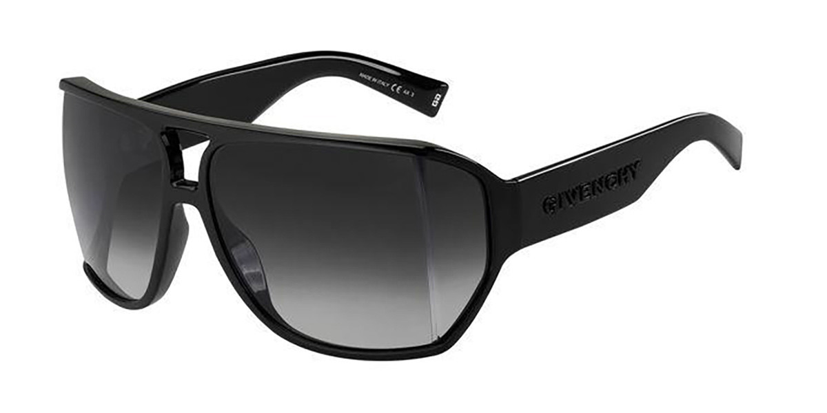 Givenchy GV 7178/S 807/9O Men's Sunglasses Black Size 71