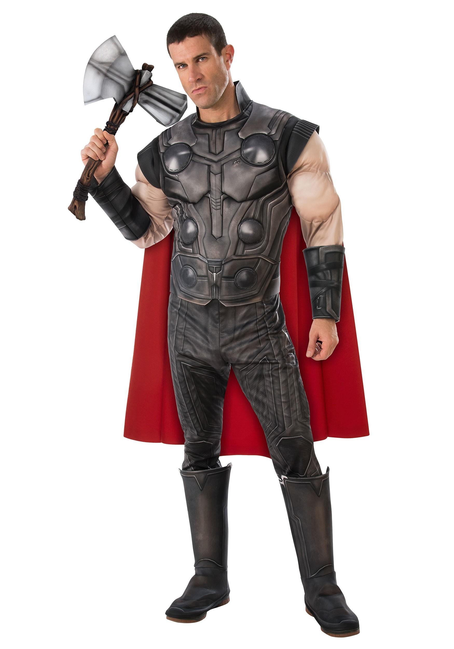 Adult Avengers Endgame Deluxe Thor Costume