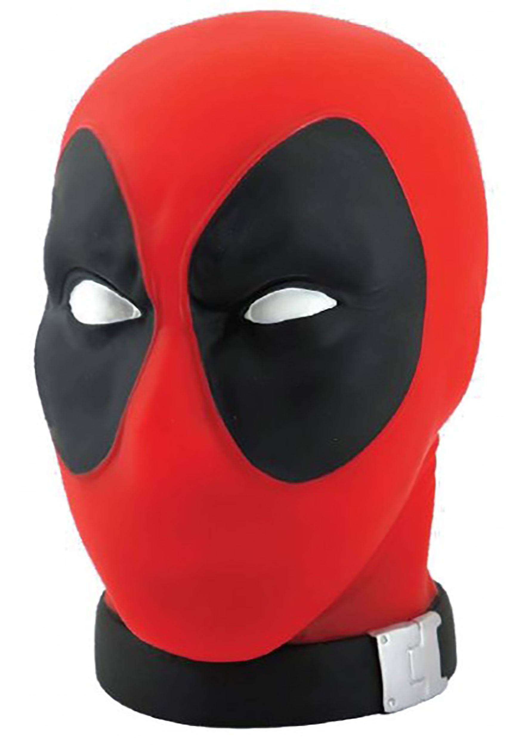 Deadpool Superhero Head Bank