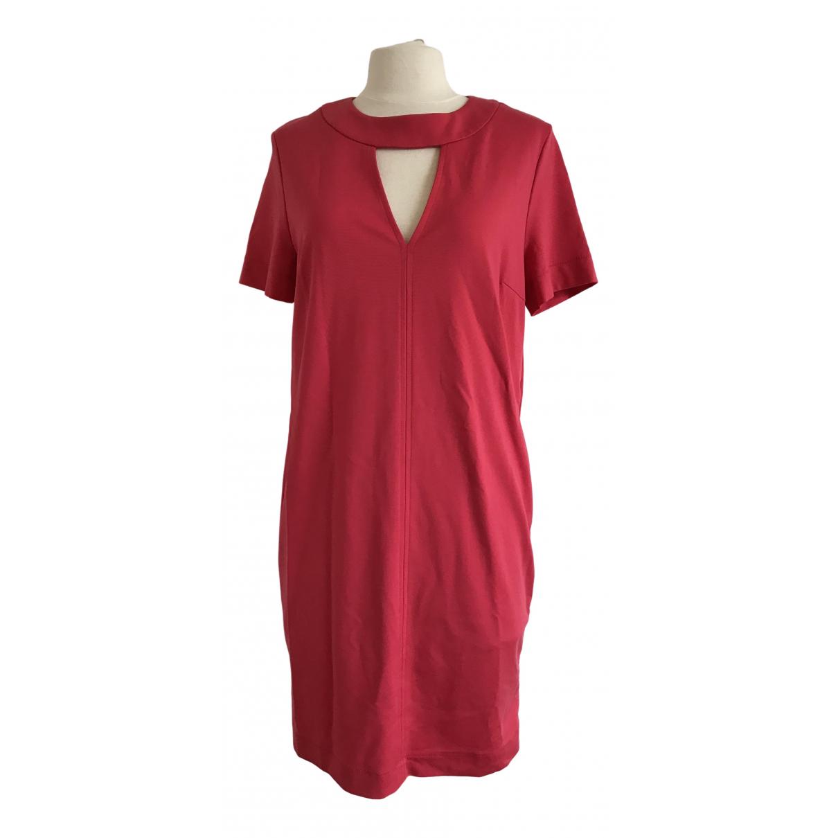Pinko \N Kleid in  Rosa Viskose