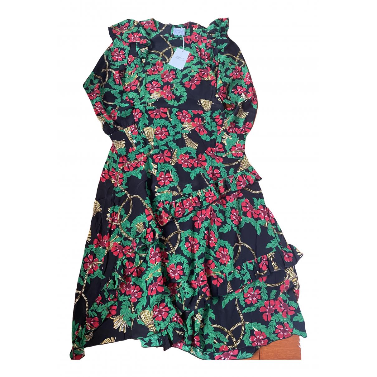Hayley Menzies \N Kleid in  Bunt Seide
