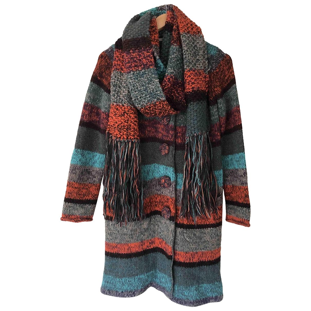 Gerard Darel \N Multicolour Wool Knitwear for Women 36 FR