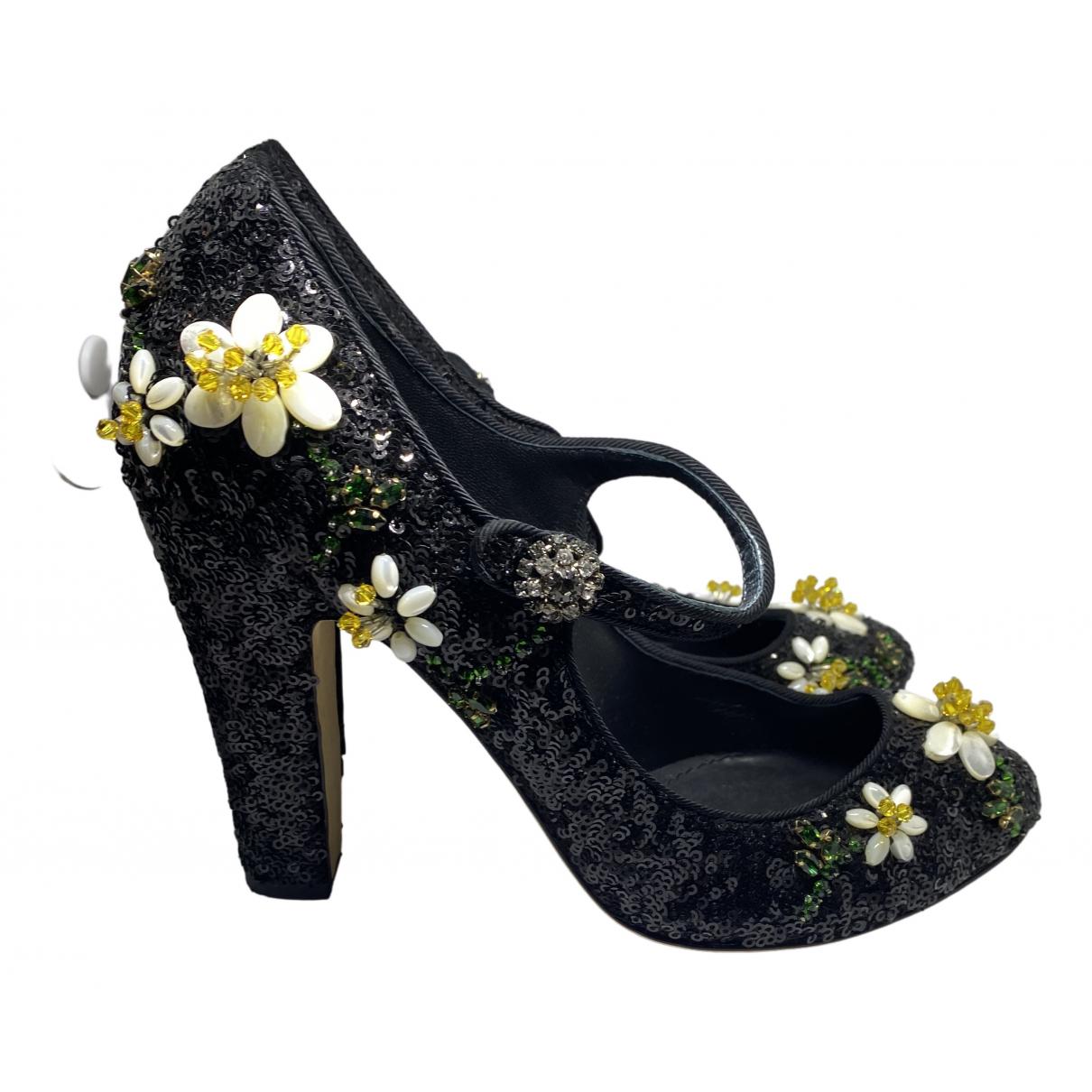Dolce & Gabbana - Sandales   pour femme - multicolore