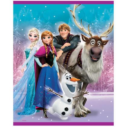 Frozen 8 Loot Bags Pour la fête d'anniversaire