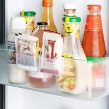 2pcs Kitchen Clear Storage Box