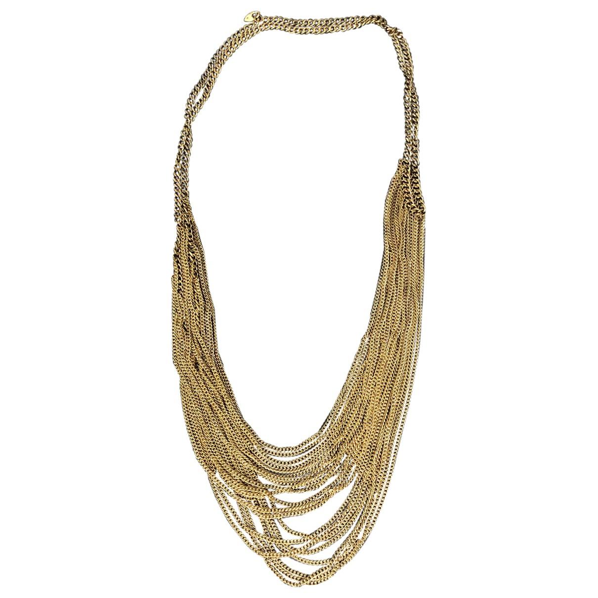 Plein Sud \N Kette in  Gold Metall