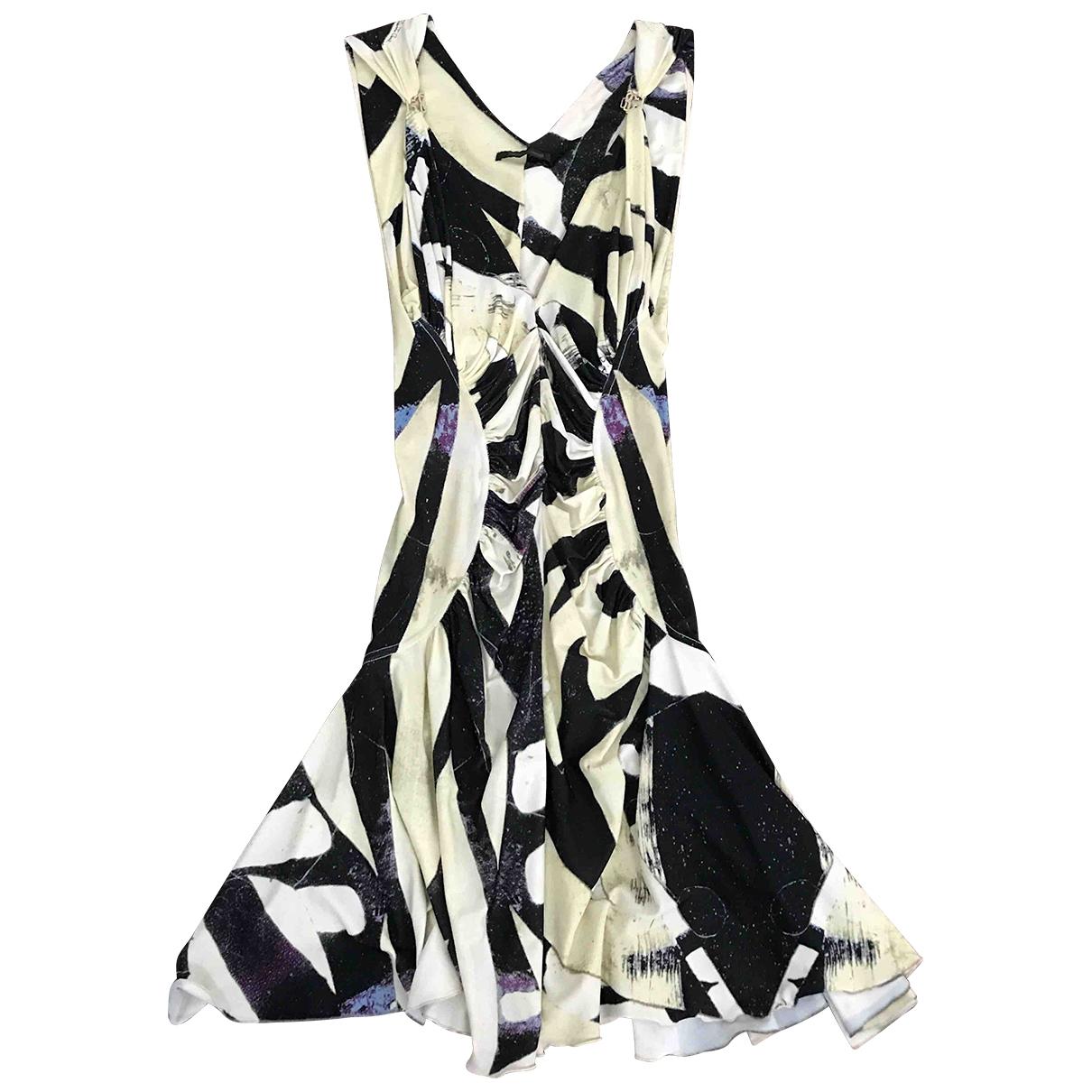 Mini vestido Roberto Cavalli