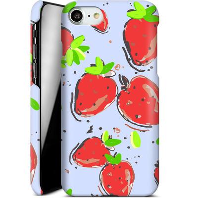 Apple iPhone 7 Smartphone Huelle - Strawberry Crush von Mukta Lata Barua