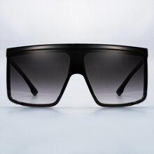 Gafas de sol superior plano