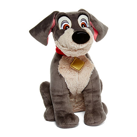 Disney Collection Tramp Plush, One Size , No Color Family