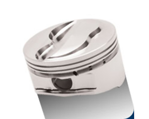 JE Pistons 232476 302/351 SBF DOME Set of 8 Pistons