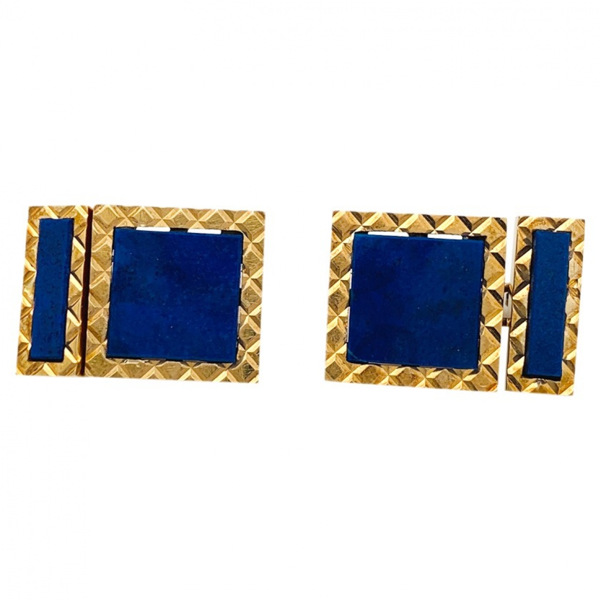 Cartier - Boucles doreilles   pour femme en or jaune