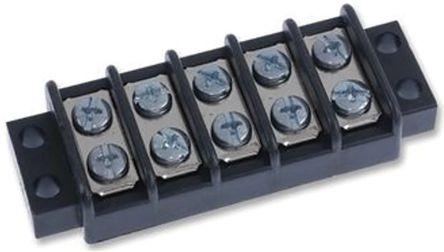 Molex Barrier Strip, 5 Contact, 11.11mm Pitch, 2 Row