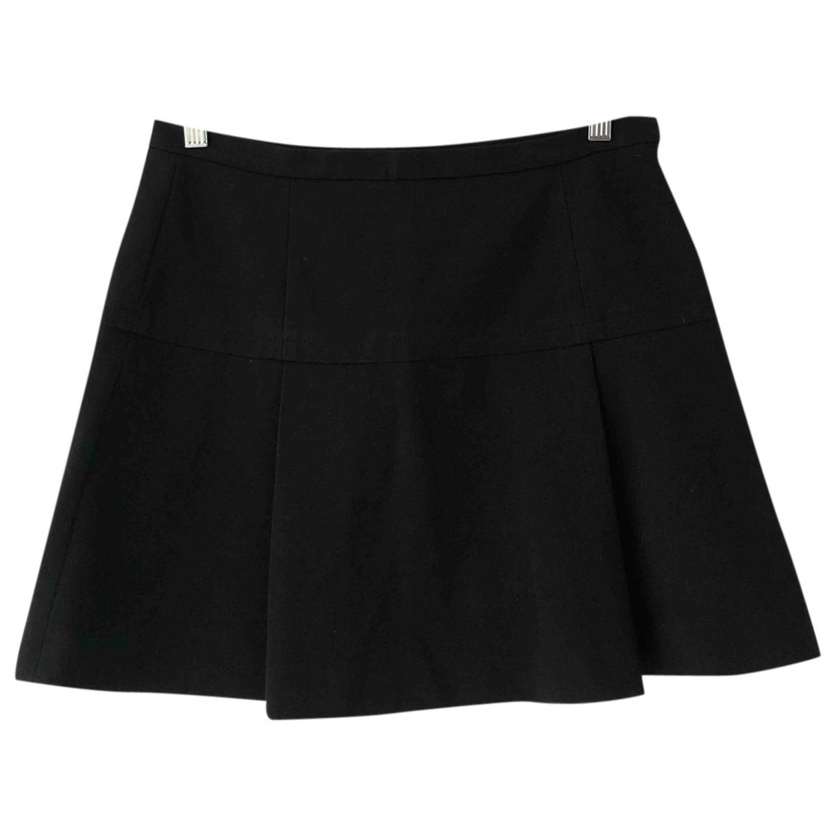 Sonia By Sonia Rykiel - Jupe   pour femme en coton - elasthane - noir