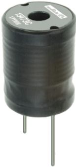 Murata Power Solutions Murata 220 μH ±10% Bobbin Inductor, Max SRF:2MHz, Q:69, 2.08A Idc, 185mΩ Rdc, 1500