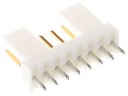 Molex , KK 254, 6410, 8 Way, 1 Row, Straight PCB Header (5)