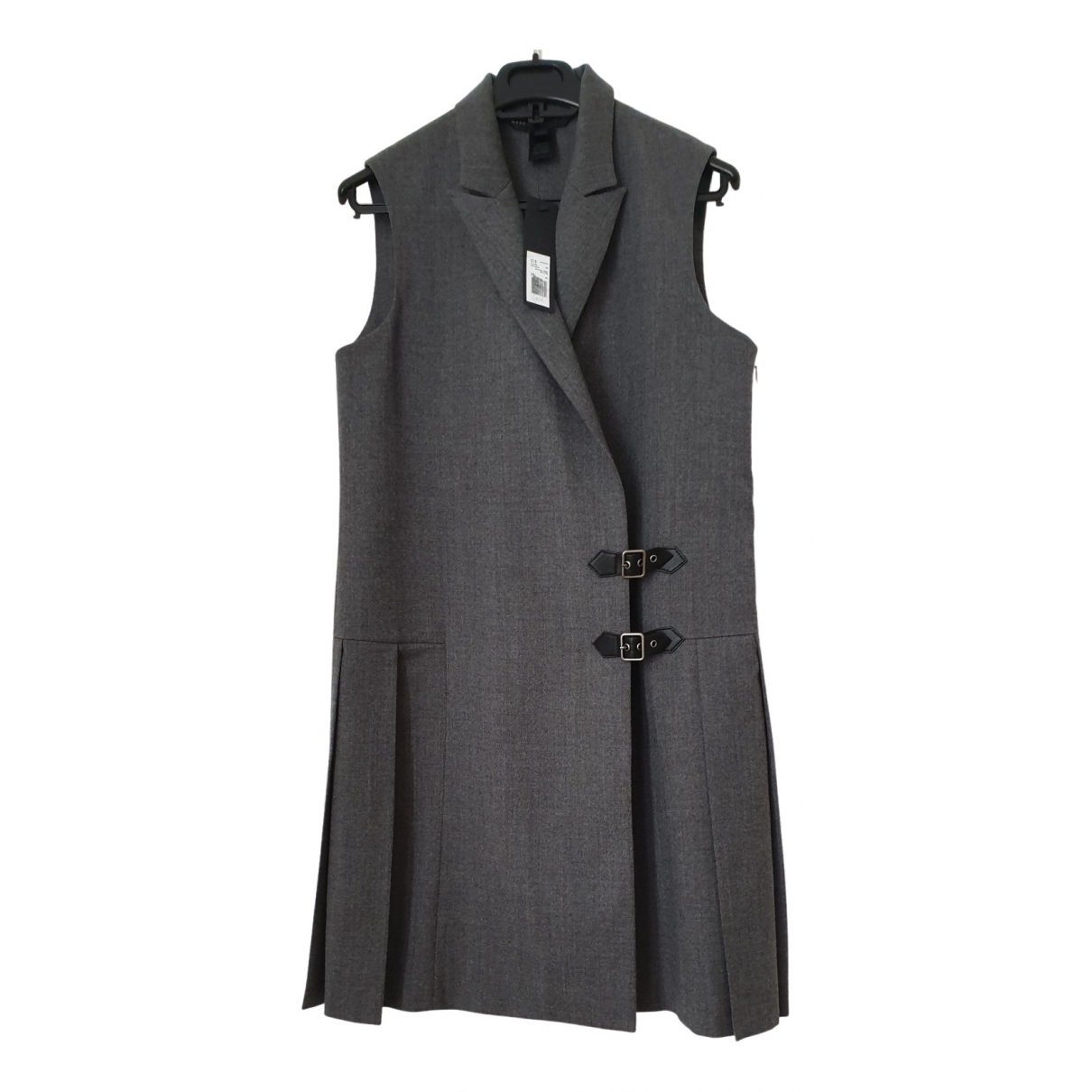 Marc By Marc Jacobs N Grey Wool dress for Women S International