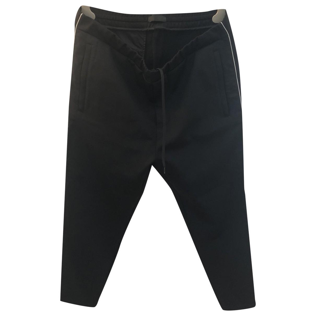 Prada - Pantalon   pour homme en autre - noir