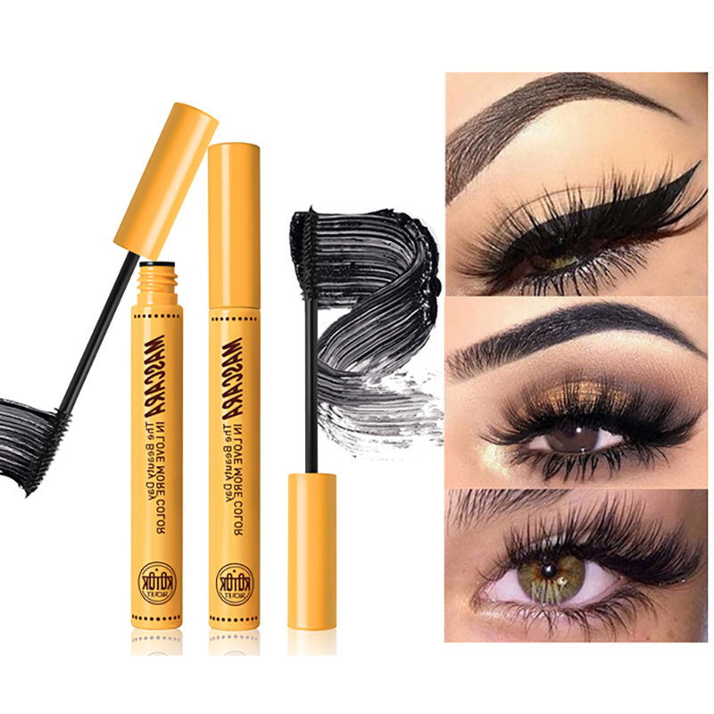 Lengthening Eyelash Mascara Long-Lasting Mascara Curly Eyelash Eye Makeup Mascara
