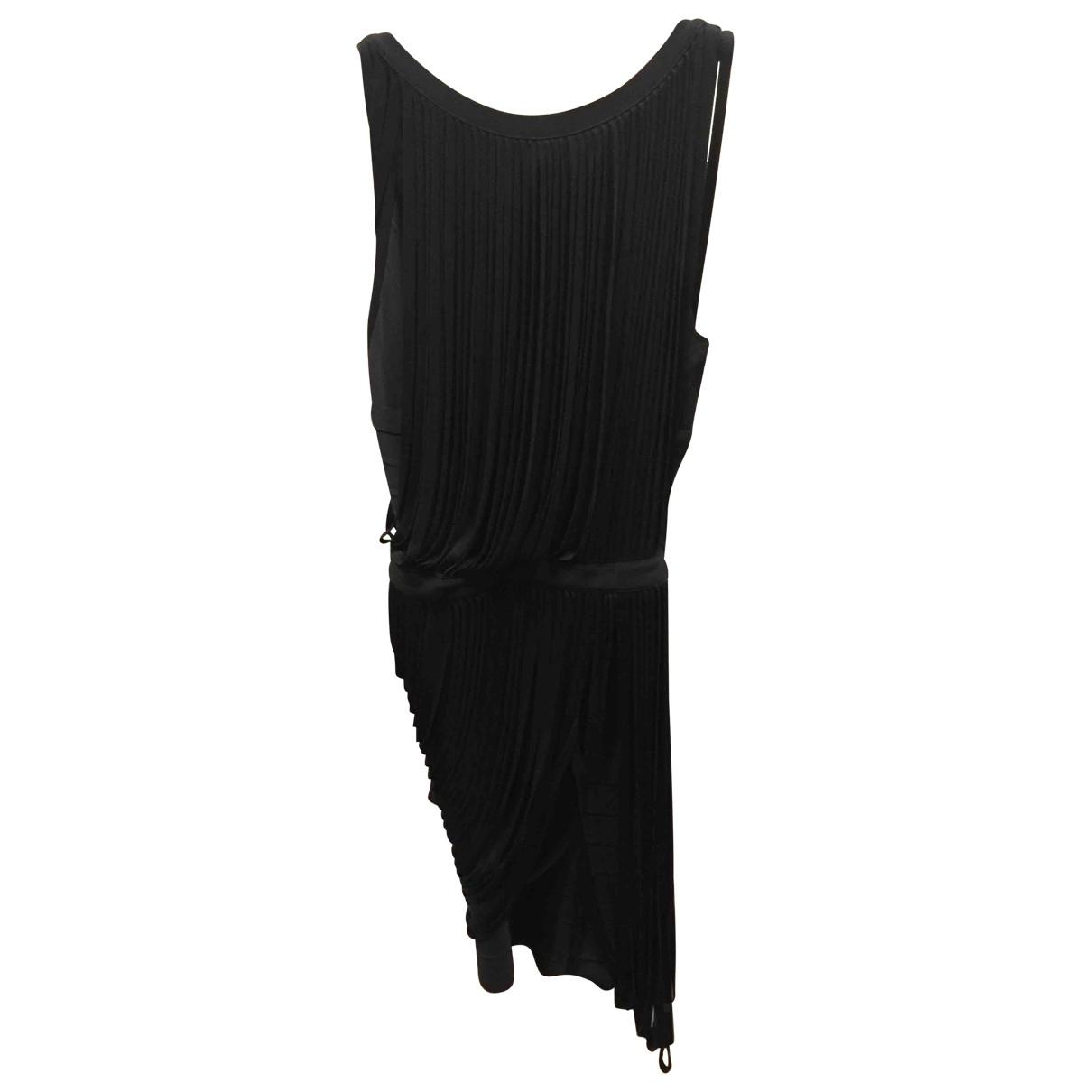 Herve Leger \N Black dress for Women XS International